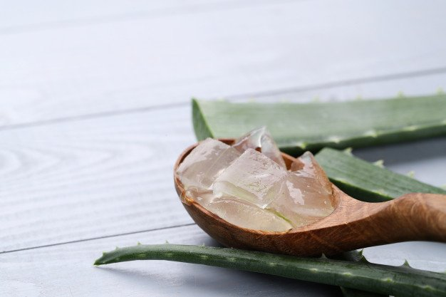 comment utiliser l aloe vera sur le visage?